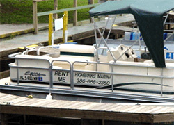 Highbanks Marina & Camp Resort Boat Rentals